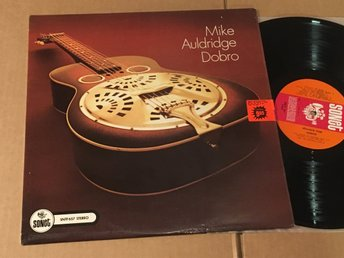 MIKE AULDRIDGE dobro LP -74 UK SONET SNTF 657