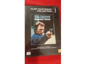 Clint Eastwood collection  NR 13 Magnum force