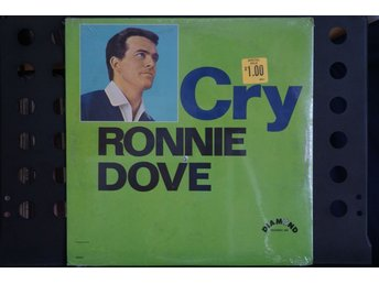 Ronnie Dove – Cry – LP (SEALED)