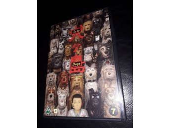 ISLE OF DOGS DVD