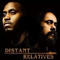 Nas & Damian Marley: Distant relatives 2010 (CD)