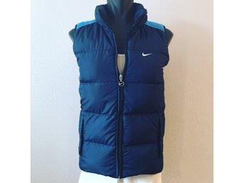 Fordad Nike väst XS S Unisex dam herr blå mörkb.. (337611584) ᐈ Köp ... c3ee03928621c