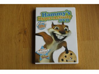 Over the Hedge Hammys Hyper Activity DVD