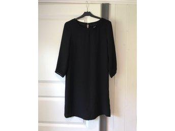 c099cb953f8d Ny festklänning H&M svart gala långklänning max.. (356073917) ᐈ Köp ...