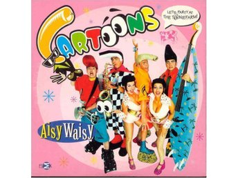 CARTOONS - AISY WAISY   ( CD SINGEL )