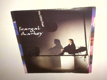 Feargal Sharkey - You Little Thief / The living actor