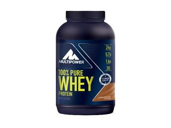 100% Pure Whey Coffee & Caramel 900g