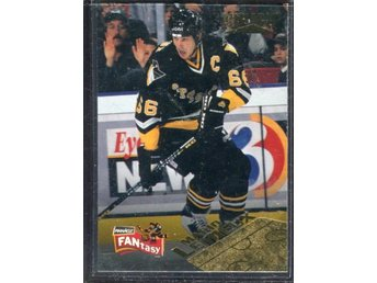 Mario Lemieux - 1995-96 Pinnacle FANtasy #8
