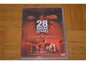28 Dagar Senare ( Danny Boyle Cillian Murphy ) DVD - Töre - 28 Dagar Senare ( Danny Boyle Cillian Murphy ) DVD - Töre