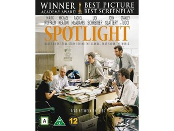 Spotlight, Bluray, Drama