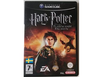 Harry Potter och den flammande bägaren [Gamecube]