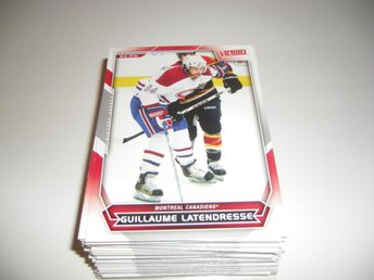 UD Victory 07/08 #49 Guillaume Latendresse - Montreal Canadiens