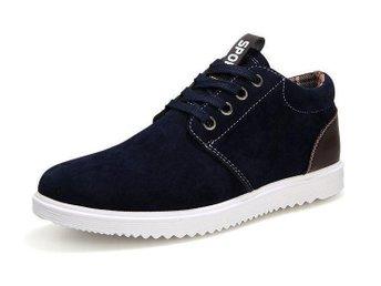 Men's Fashion skor strl 41 dark blue - Gardena - Men's Fashion skor strl 41 dark blue - Gardena