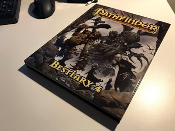 Pathfinder Roleplaying Game - Beastiary 4
