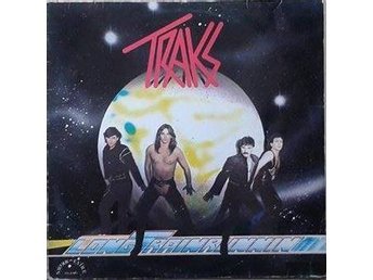 Traks title* Long Train Runnin'*Disco LP Scandinavia