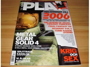 Spelmagasin: Super Play nr 119