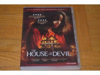 The House Of The Devil - 2009 - DVD