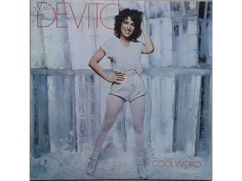 Karla DeVito title* Is This A Cool World Or What?* AOR, Rock Pop LP Canada