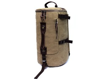 Canvas Bag - Khaki