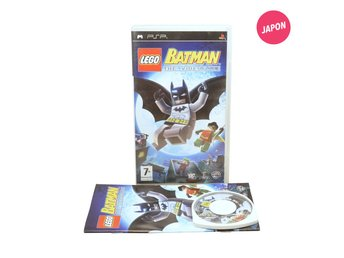 Lego Batman: The Video Game (Svensk utgåva / PSP)