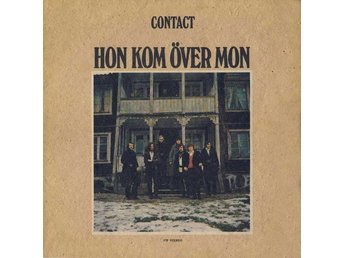 Contact  ‎– Hon Kom Över Mon  1971 Swedish Prog