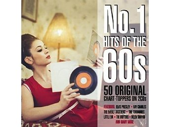 No 1 Hits Of The 60s/50 Original Chart-Toppers (2 CD)