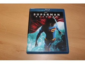 Blu-ray: Superman returns (Brandon Routh, Kate Bosworth)