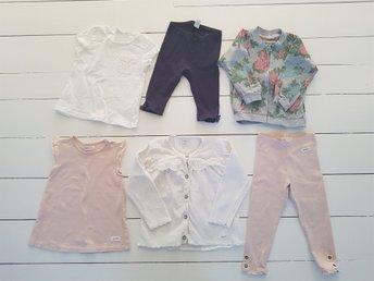 Bildresultat för klädpaket bebis tjej