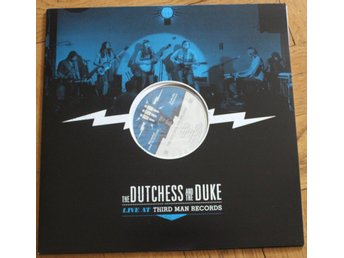 DUTCHESS & THE DUKE - Live At Third Man (Third Man Records, Jack White)