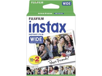 FUJIFILM - 100 Pack Instax Wide Film 200 / 210 / 300 (BIG-PACK)