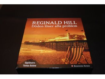 CD-bok: Döden löser alla problem - Reginald Hill