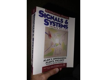 Signals & Systems Second Edition Oppenheim Willsky Nawab