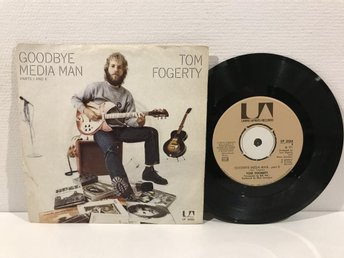 Tom Fogerty - Goodbye Media Man - Part 1/2 (UP 35264) RARE
