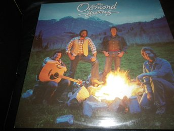 the osmond brothers lp