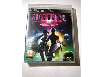 Star Ocean The Last Hope: International (Inplastat EUR / PS3)