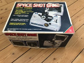 Space shot game