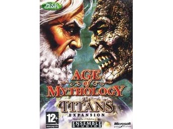 Age of mythology The titans  expansion - PC spel