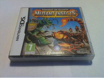 NDS: Combat of Giants: Mutant Insects