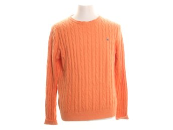 GANT, Pullover, Strl: XL, Orange