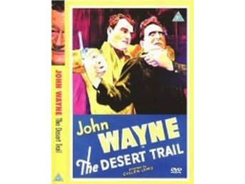 The Desert Trail (1935) - John Wayne, Mary Kornman, Paul Fix - DVD