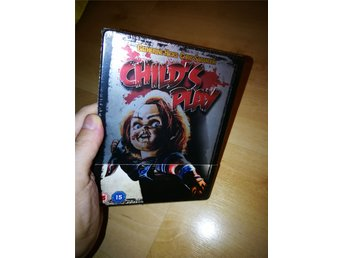 Child's Play -LIMITED EDITION STEELBOOK UK
