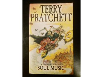 "Terry Pratchett ""Soul Music"" Discworld pocket"