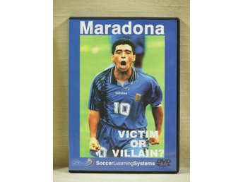 Maradona - Victim or Villain - DVD