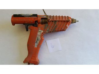 Polygun Poly Gun LT Quadrack Applicator limapplikator, Orange Professionell