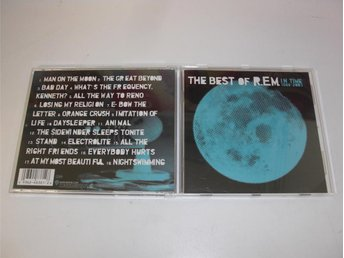 The best of R.E.M.  -  In time 1988 - 2003