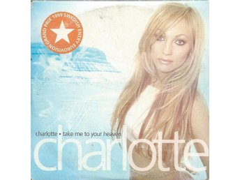 CHARLOTTE - TAKE ME TO YOUR HEAVEN  ( CD MAXI/SINGLE )