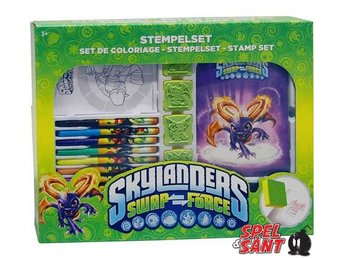 Skylanders Swap Force Stamp Set