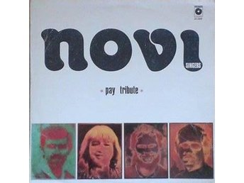 Novi Singers title* Pay Tribute* Jazz, Latin Poland LP