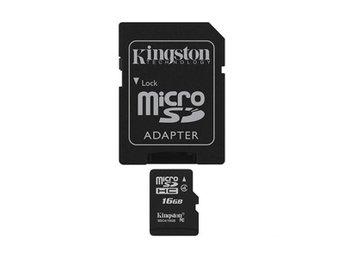 Kingston 16 gb minneskort - örebro - Kingston 16 gb minneskort - örebro
