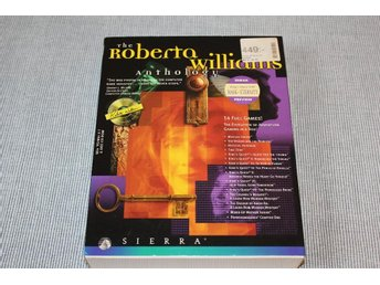 The Roberto Williams Anthology - King´s Quest - CD